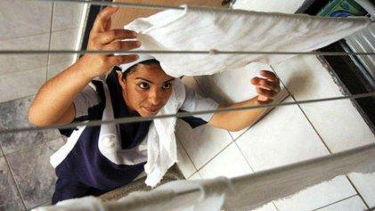Hijas e hijos de trabajadoras domésticas de Brasil reclaman por las vidas de sus madres