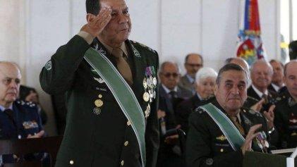 Manifiesto del PT y el PSOL de Brasil: ¿quieren que asuma la presidencia el militar golpista Mourão?