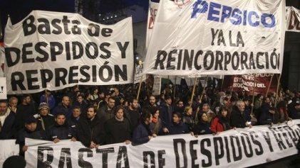 Trabajadores de Pepsico difunden una carta exigiendo soluciones sobre su causa