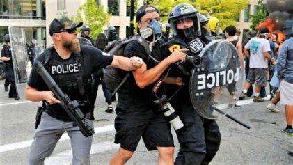 La prensa bajo ataque a manos de la policía estadounidense