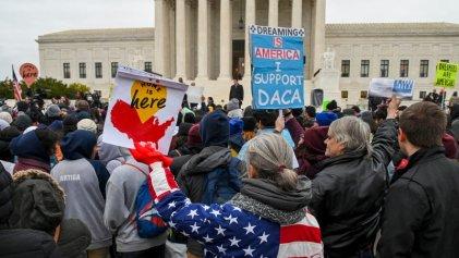 La Corte Suprema de Justicia de EE. UU. determinó que no se puede deportar a hijos de inmigrantes