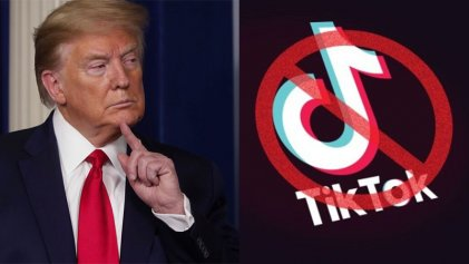 El Gobierno de Trump quiere prohibir Tik Tok