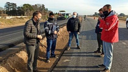 Vecinos de Ezeiza reclaman ante expropiaciones de Vialidad Nacional