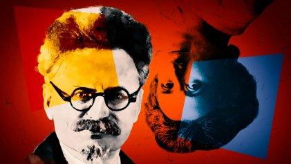 Trotsky y Luxemburg: 1905, 1917, 1918
