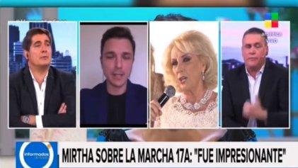 """Contate otro: Guillermo Andino cree que Feinmann y Etchecopar no son """"gorilas"""""""