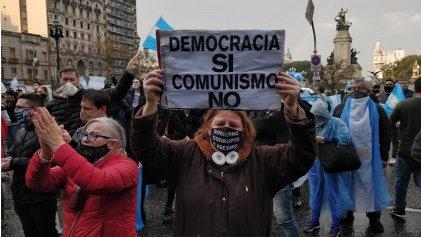 Reforma judicial: comenzó la vigilia de los sectores de derecha en el Congreso