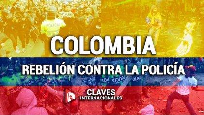 [Claves] Rebelión en Colombia: los jóvenes contra la maldita Policía