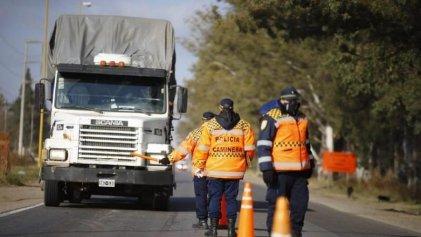 Un camionero lleva 12 días preso en Formosa por bajar a controlar la mercadería