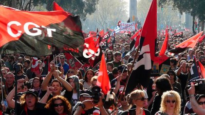 CGT anuncia una huelga general en Madrid para fines de octubre