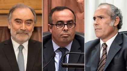 La Corte Suprema postergó la resolución del traslado de los tres jueces