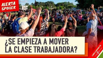¿Por qué se empieza a mover la clase trabajadora?