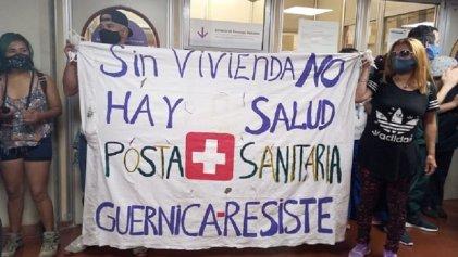 Trabajadores del Garrahan convocan al Puente Pueyrredón en solidaridad por Guernica
