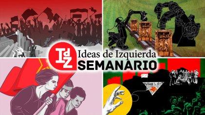 En IdZ: la actualidad del método marxista; arte y poscapitalismo; la revolución en Alemania; y más