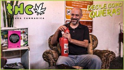 [Video] Hablemos de drogas: entrevista a Emilio Ruchansky de la revista THC