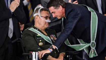 El exjefe militar de Brasil admitió que hubo presión del Ejército para mantener a Lula en prisión