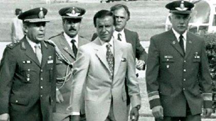 Los organismos de derechos humanos no olvidan ni perdonan los indultos de Menem