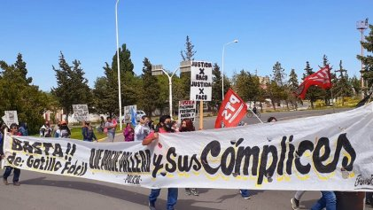 Gatillo fácil: familiares de Facundo Guiñez piden condena ejemplar en Zapala