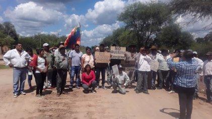 Comunidad qom de Chaco cortó rutas contra las megagranjas porcinas que acordó Capitanich