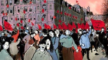 Al asalto del cielo: la Comuna de París