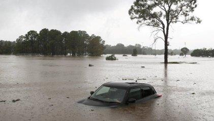 Australia sufre la peor inundación en 50 años: qué dice sobre la emergencia climática