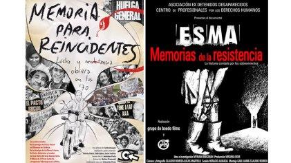 """""""Somos memoria"""" ciclo documental en la plataforma Cont.ar"""