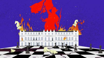 El Hilo Rojo de la Comuna de París (1871-1917)