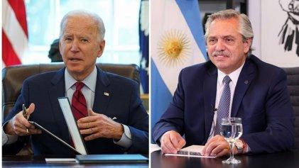 La carta de Biden a Fernández hacia la Cumbre de Líderes sobre Cambio Climático