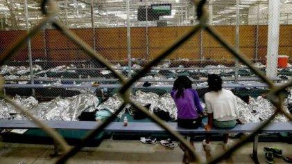 Más de diez mil niños migrantes detenidos en Estados Unidos durante marzo