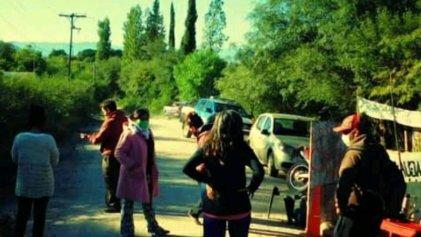 Amenazas policiales y atropello de proveedor minero a vecinos de Andalgalá en lucha