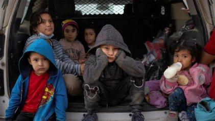 Brutal: bases del Pentágono detendrán a niños migrantes