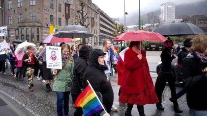 Proponen nueva ley de identidad de género en Noruega