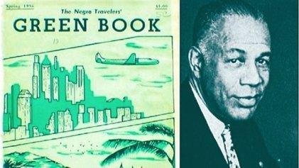 """Día del libro: Green Book, """"El libro verde del automovilista negro"""""""