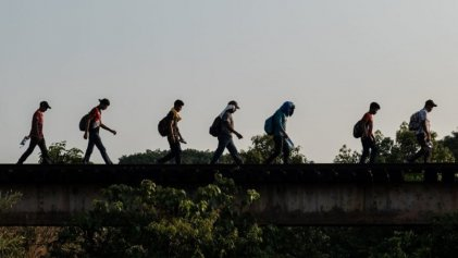Dos mil migrantes desaparecidos en México revela un informe