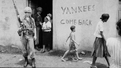 El día que Estados Unidos invadió República Dominicana