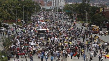 Las jornadas de protesta en Colombia muestran que es posible derrotar al Gobierno de Duque