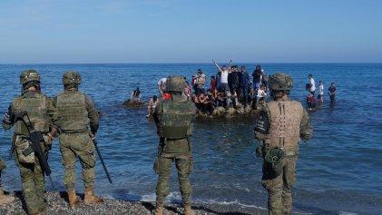 Ceuta: crisis migratoria y militarización en tiempos de pandemia