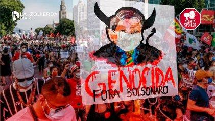 """Leticia Parks: """"Lula se prepara para ser candidato con el apoyo de sectores la derecha"""""""