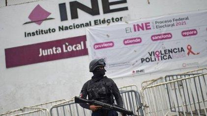 Elecciones México: sigue los primeros resultados acá