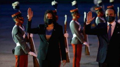 Gira de Kamala Harris busca reforzar acuerdo migratorio con Guatemala y México