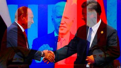 Biden visitará Europa para afianzar posiciones frente a Rusia y China