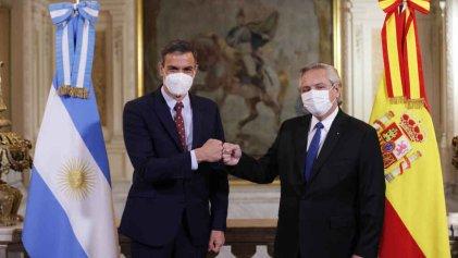 """Sánchez en Argentina: un nuevo """"desembarco"""" imperialista para las grandes empresas españolas"""