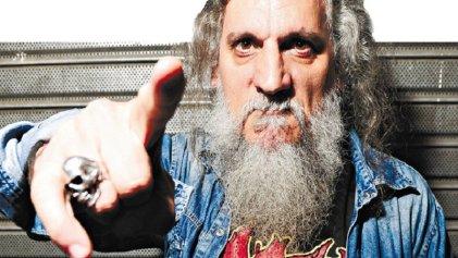 Falleció Pato Larralde, un referente del heavy metal nacional