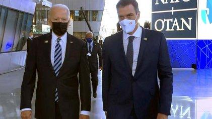 """Encuentro Biden-Sánchez: el gobierno """"progresista"""" renueva su alianza con EEUU y la OTAN"""