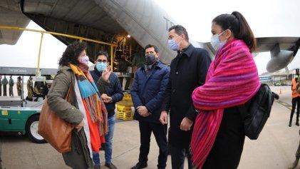 El aporte de Alberto Fernandez a Córdoba: 10 respiradores