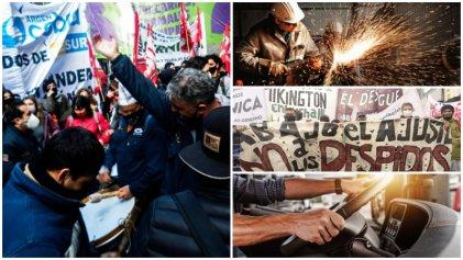 """""""Hay descontento con los que gobernaron y la izquierda es una alternativa"""""""