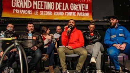 Reforma de las pensiones: ¡preparemos la lucha contra el plan de Macron!
