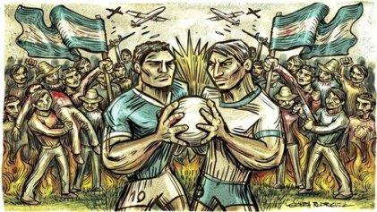 Honduras y El Salvador y una guerra, ¿por el fútbol?