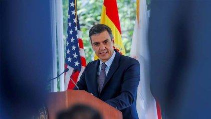 """Las prioridades del gobierno """"progresista"""": Pedro Sánchez seduce inversores en Wall Street"""