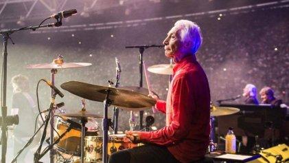 Para rockear forever: el Top Ten de Charlie Watts en los Rolling Stones