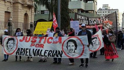 """Impunidad: """"Yo sabía, que a Ariel Valerian lo mató la policía de Morales"""""""